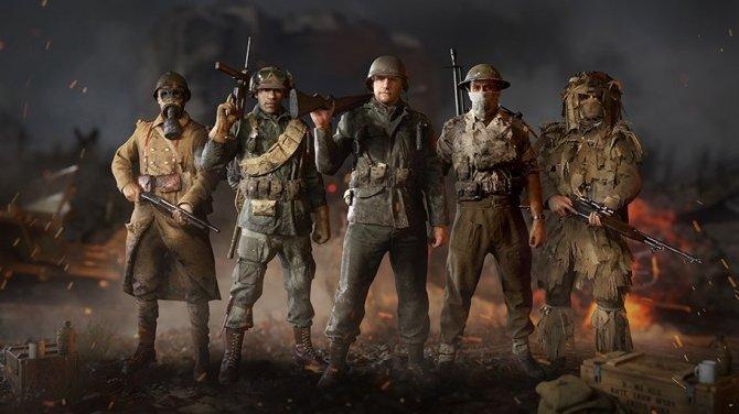 Premiera Call of Duty: WWII - Gra zbiera bardzo dobre oceny [1]