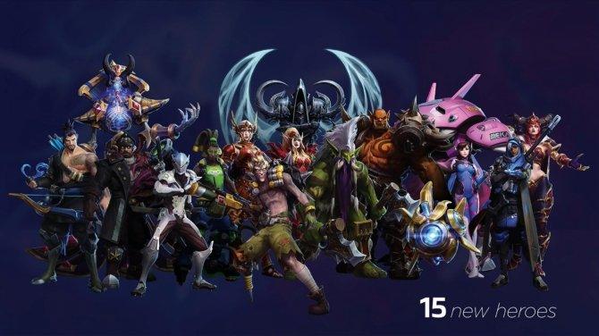BlizzCon 2017 - podsumowanie ceremonii otwarcia targów gier [4]