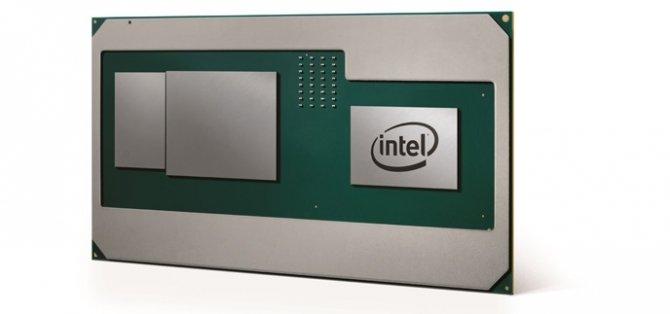 Intel zapowiedział mobilne CPU z grafikami AMD Vega i HBM2 [2]