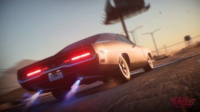 Need For Speed: Payback - twórcy bronią mikropłatności [2]