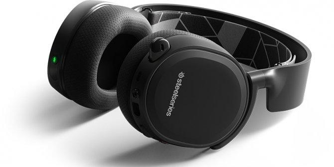 Steelseries Arctis 3 Bluetooth - nowe słuchawki bezprzewodow [2]
