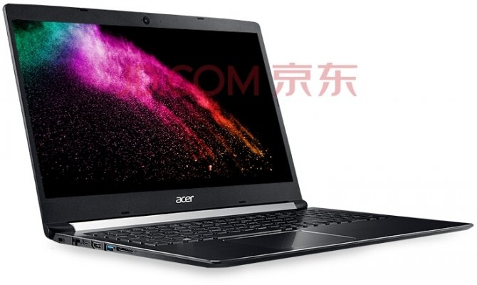 Acer Aspire A615-51G - nowy cienki laptop z GeForce MX150 [1]