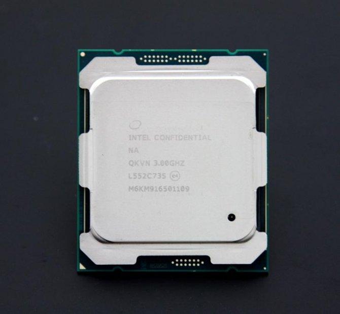 Intel zapowiada zakończenie sprzedaży chipów Broadwell-E [1]
