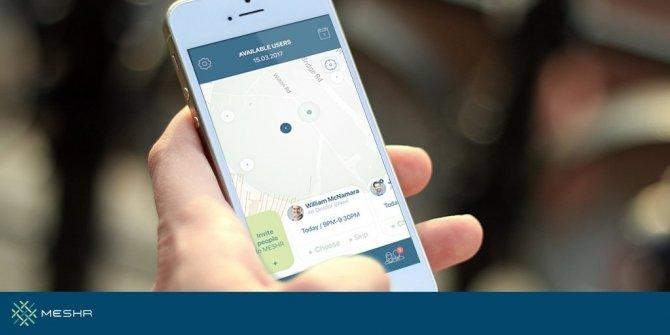MESHR: wirtualne kontakty biznesowe w rzeczywistym świecie [2]