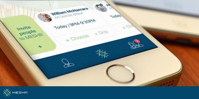 MESHR: wirtualne kontakty biznesowe w rzeczywistym świecie [3]