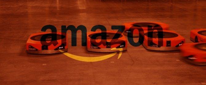 Odwiedziliśmy polskie centrum Amazona - rządzą tam roboty! [14]