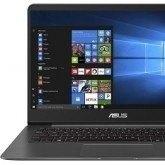 Które laptopy ASUS Zenbook otrzymają CPU Kaby Lake Refresh?