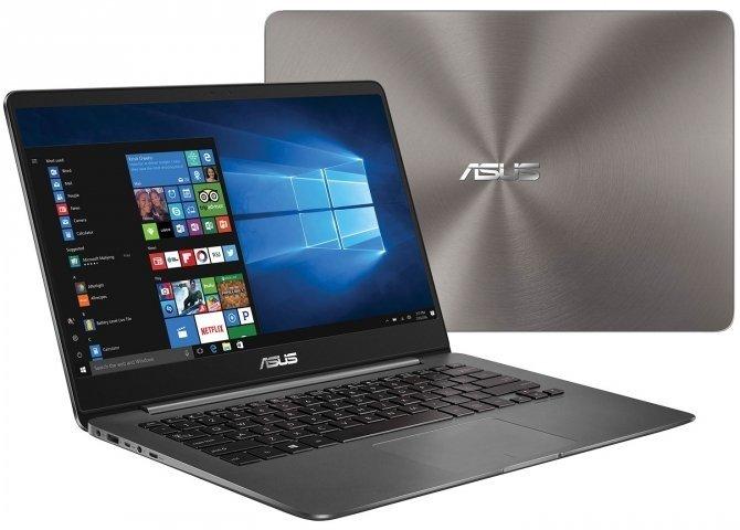 Które laptopy ASUS Zenbook otrzymają CPU Kaby Lake Refresh? [1]