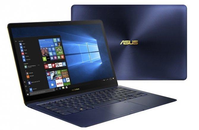 Które laptopy ASUS Zenbook otrzymają CPU Kaby Lake Refresh? [2]