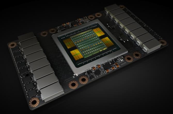 NVIDIA szykuje dla konsumentów karty Ampere zamiast Volta? [1]