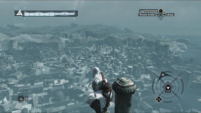 Assassin's Creed: 10 lat wykonaliśmy pierwszy Skok Wiary [1]
