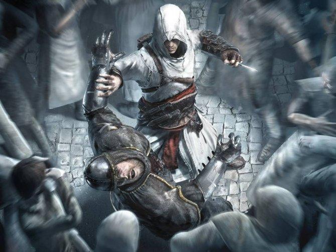Assassin's Creed: 10 lat wykonaliśmy pierwszy Skok Wiary [2]