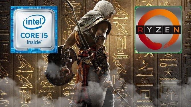 Assassin's Creed: Origins - Aktualizacja testu o wyniki CPU [1]