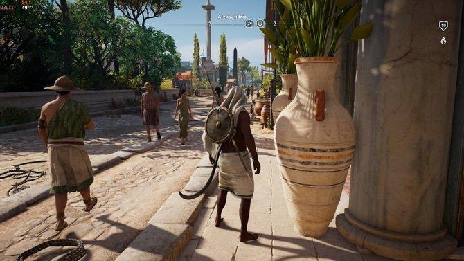 Assassin's Creed: Origins - Aktualizacja testu o wyniki CPU [2]