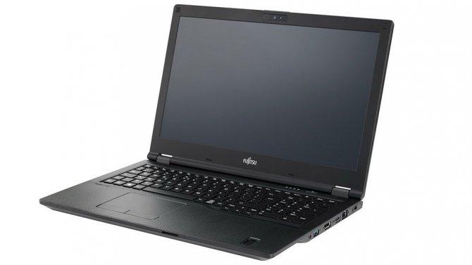 Fujitsu odświeża linię laptopów Lifebook E4 oraz Lifebook E5 [3]