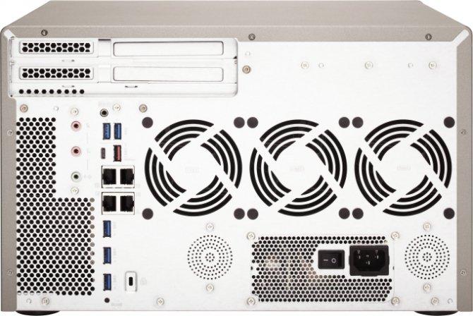QNAP TS-x77 - Serwery NAS z AMD Ryzen debiutują na rynku [3]