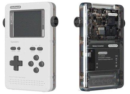 GameShell - modułowa retro konsola do samodzielnego montażu [1]