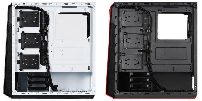 SilverStone RL07 - Asymetryczna obudowa trafia do sprzedaży [3]