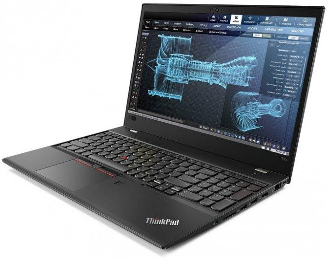 Lenovo ThinkPad P52s - ultrabook z NVIDIA Quadro P500 [1]