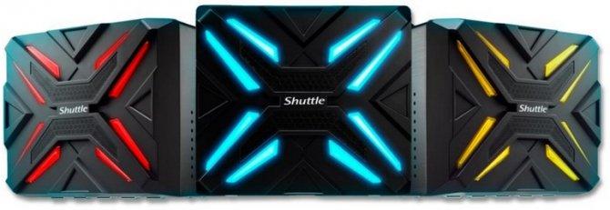 Shuttle XPC Cube SZ270R9 - Barebone o kosmicznym wyglądzie [4]