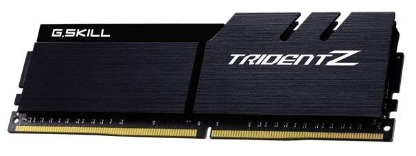 32 GB G.Skill Trident Z 4400 MHz - ekstremalne pamięci DDR4  [1]