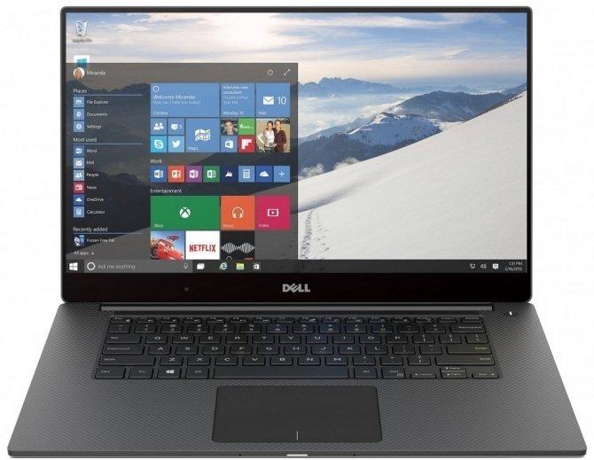Kolejne informacje dotyczące laptopa Dell XPS 15 9570 (2018) [1]