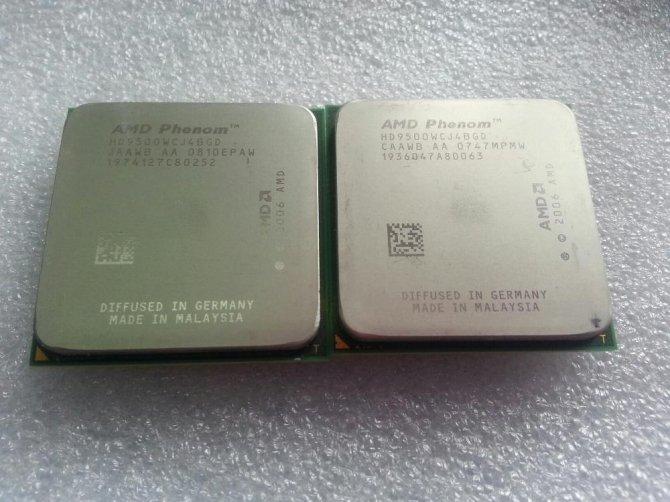 Minęło 10 lat od wydania pierwszych procesorów AMD Phenom X4 [2]