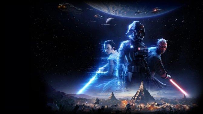 Star Wars Battlefront II zalicza olbrzymi spadek sprzedaży [2]
