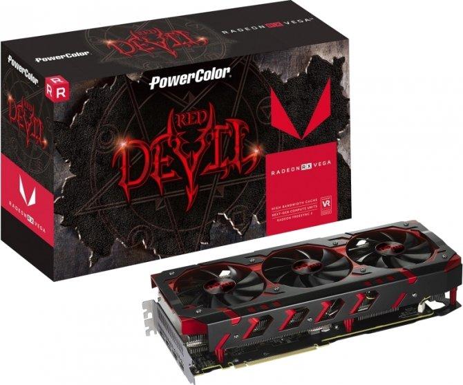 PowerColor RX Vega 64 Devil OC trafił do pierwszego sklepu [1]
