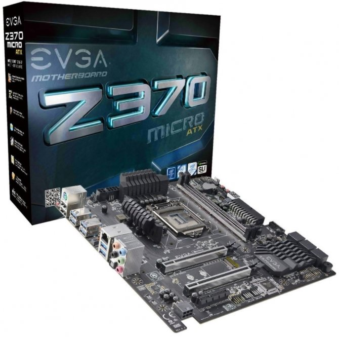 EVGA Z370 Micro - płyta w formacie mATX dla Coffee Lake [1]