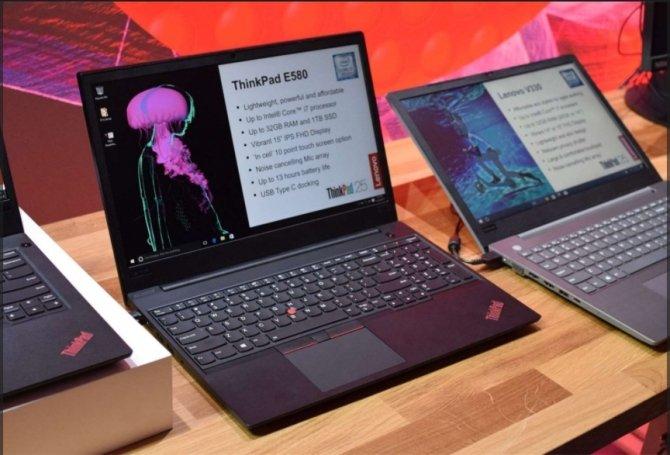 Lenovo ThinkPad E480 oraz E580 - laptopy z Kaby Lake Refresh [2]