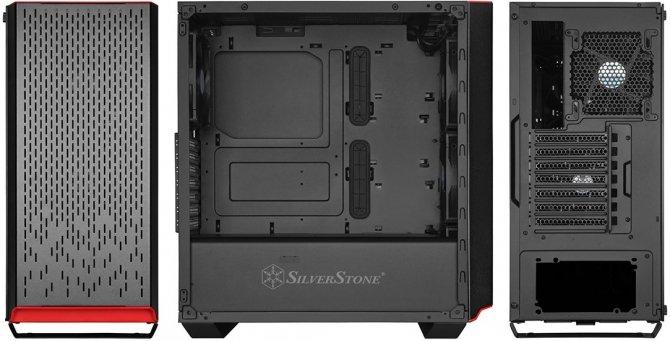 SilverStone Primera PM02 -Obudowa z oknem i dobrą wentylacją [2]