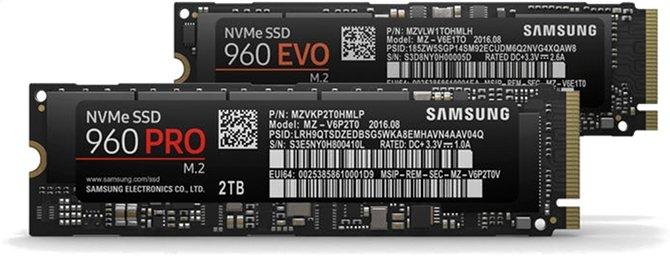 Masz dysk SSD Samsung 960? Nie instaluj nowego firmware! [1]