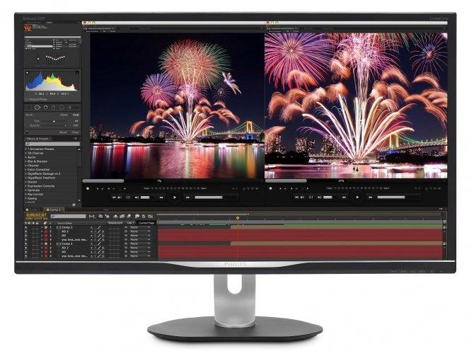 Philips prezentuje monitor 328P6AUBREB ze wsparciem dla HDR [1]