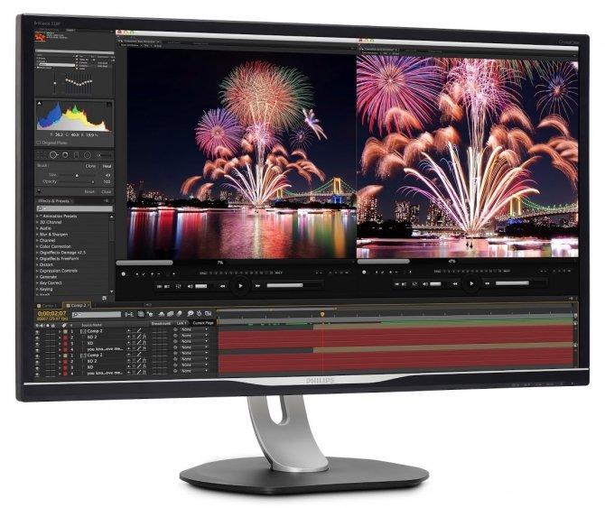 Philips prezentuje monitor 328P6AUBREB ze wsparciem dla HDR [2]