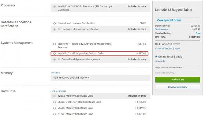 Niektórzy producenci laptopów wyłączają obsługę funkcji IME [3]