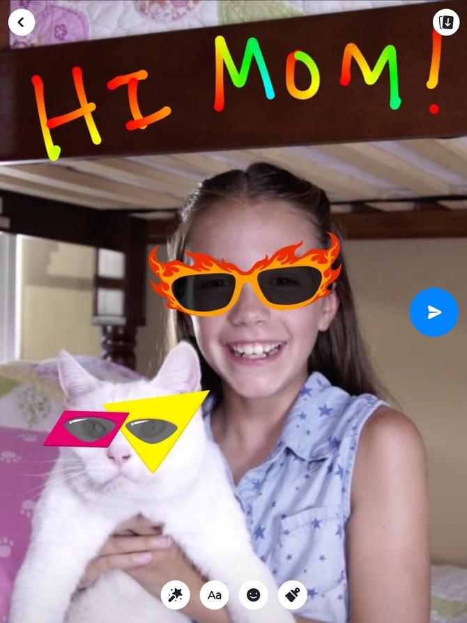 Messenger Kids, czyli komunikator dla dzieci do Facebooka [3]