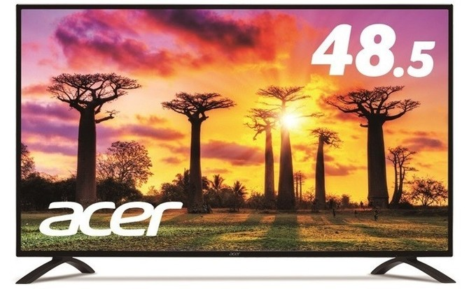 Acer EB490QK - olbrzymi monitor o rozdzielczości Ultra HD [1]