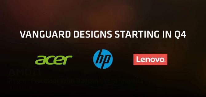 Procesory AMD Ryzen Mobile obsługują technologię Mobile XFR [1]