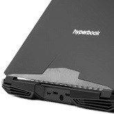 Hyperbook X15VR3 oraz X77VR3 - laptopy z Intel Coffee Lake-S