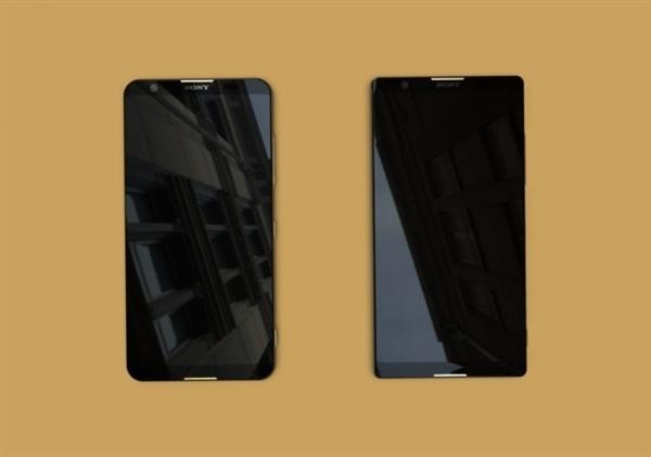 Czy właśnie tak będą wyglądać nowe smartfony od Sony? [1]