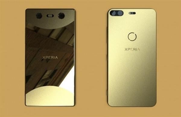 Czy właśnie tak będą wyglądać nowe smartfony od Sony? [2]