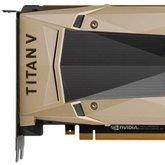 NVIDIA TITAN V - Pierwsze wyniki wydajności karty graficznej
