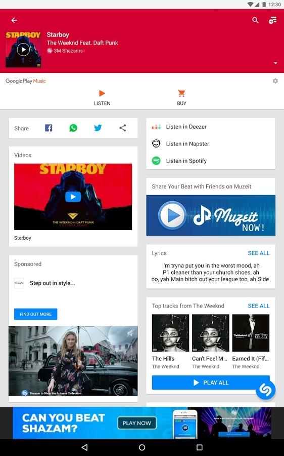 Apple kupuje Shazam, narzędzie do rozpoznawania muzyki [3]
