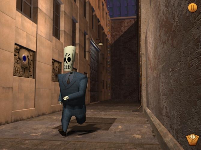 Przygodówka Grim Fandango Remastered do pobrania za darmo [1]