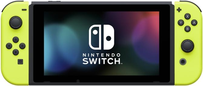 Nintendo sprzedało już ponad 10 milionów konsol Switch [3]