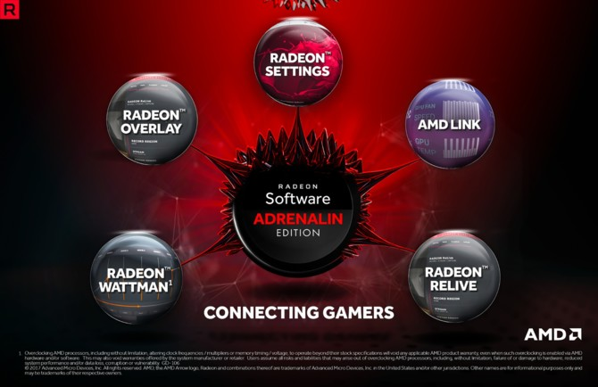 Premiera sterowników AMD Radeon Software Adrenalin Edition [2]