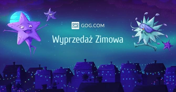 Rusza zimowa wyprzedaż gier komputerowych na platformie GOG [2]