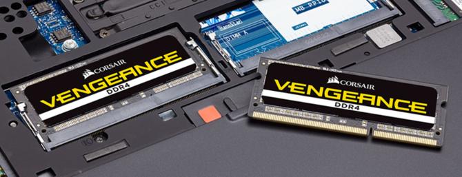 Corsair prezentuje najszybsze na świecie moduły RAM SO-DIMM [2]