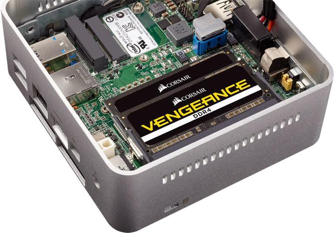 Corsair prezentuje najszybsze na świecie moduły RAM SO-DIMM [3]